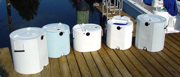 Bait tanks baitwells keepalive for Portable fish livewell