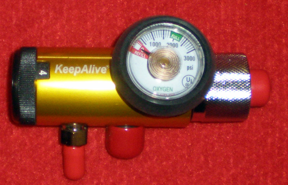 KeepAlive Aerators, Bait Tanks and Oxygen Systems